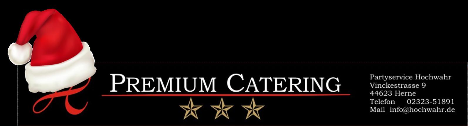Hochwahr Premium Catering